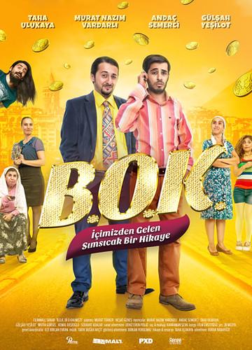 B. O. K.: Bi O Kalmıştı (2016)