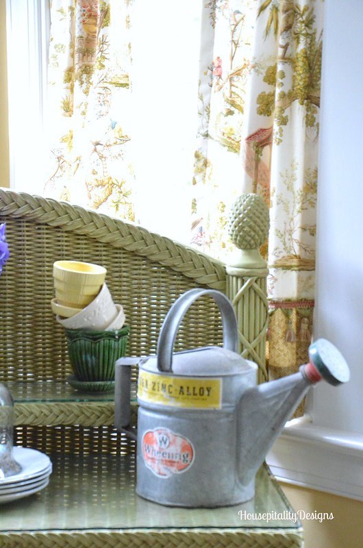 Vintage Watering Can - Housepitality Designs