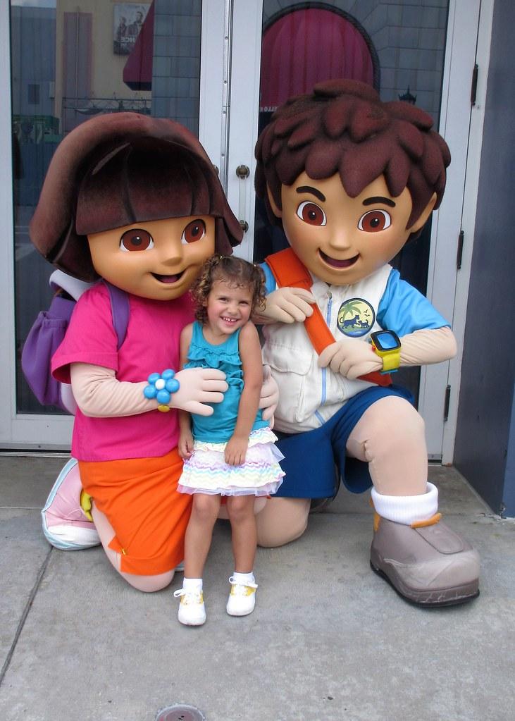 Dora The Explorer Backpack Contents DORA THE EXPLORER - UO...