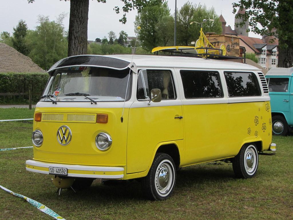 VW-BUS Party 2013 | Es...