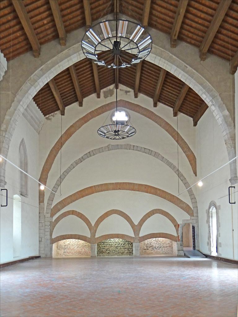 Le palais des rois de majorque perpignan la grande salle flickr - Palais des rois de majorque perpignan ...