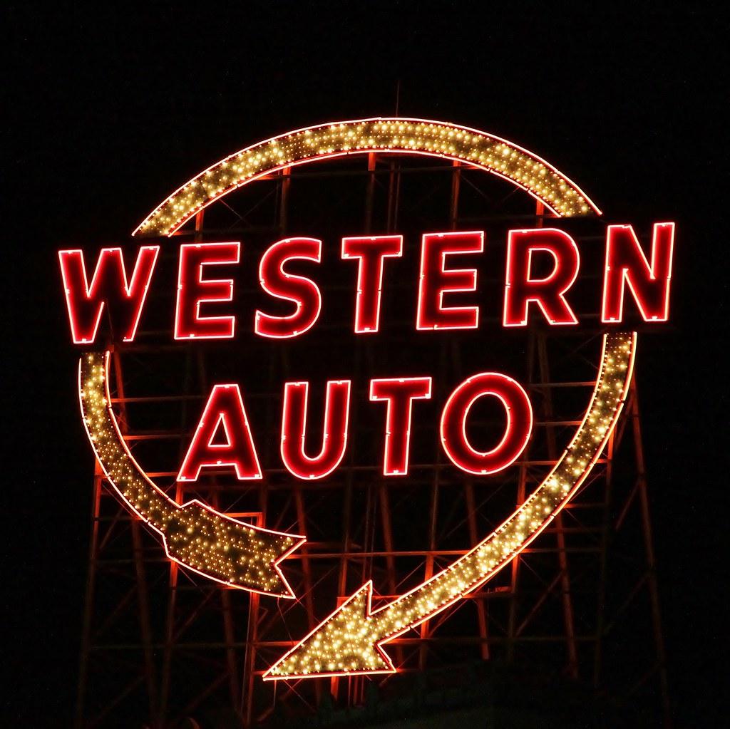 Western Auto - Kansas City, Missouri