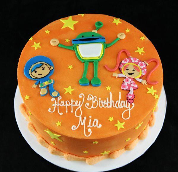 Umizoomi Cake Images