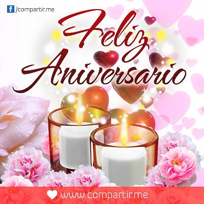 Aniversarios de Amor de Amor Feliz Aniversario