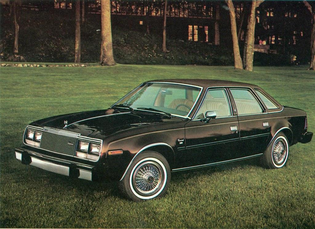 1980 AMC Concord 4 Door Sedan | coconv | Flickr