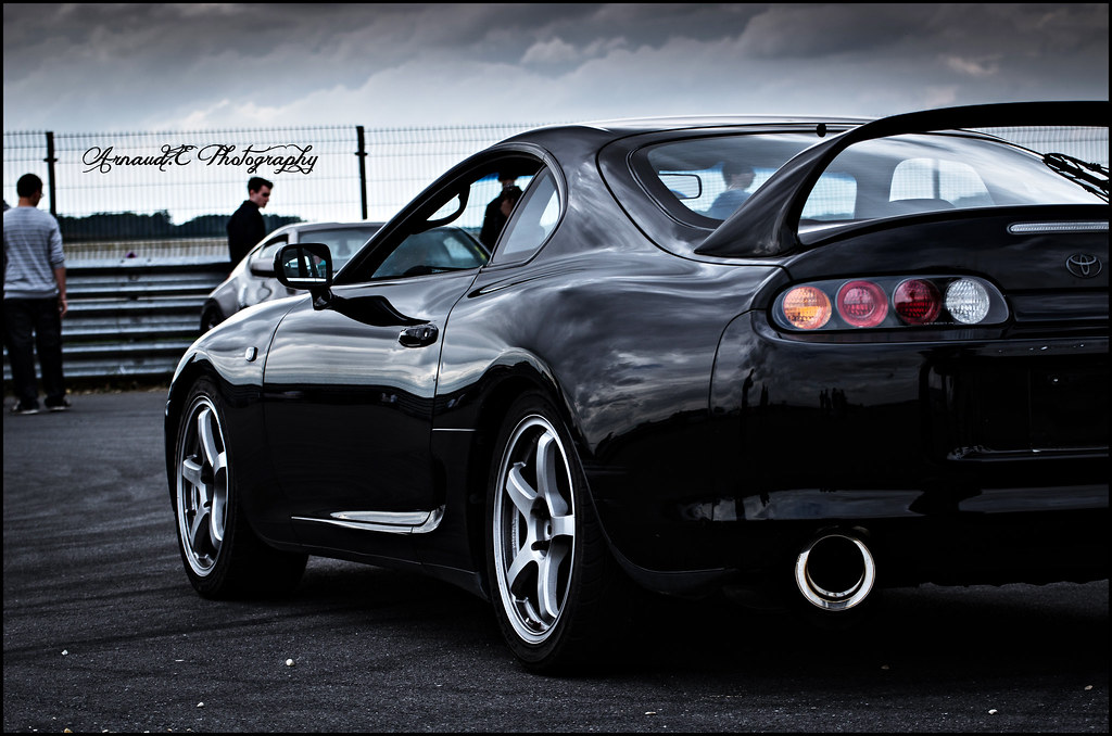 toyota supra mk4 2jz gte arnaud e photography flickr. Black Bedroom Furniture Sets. Home Design Ideas