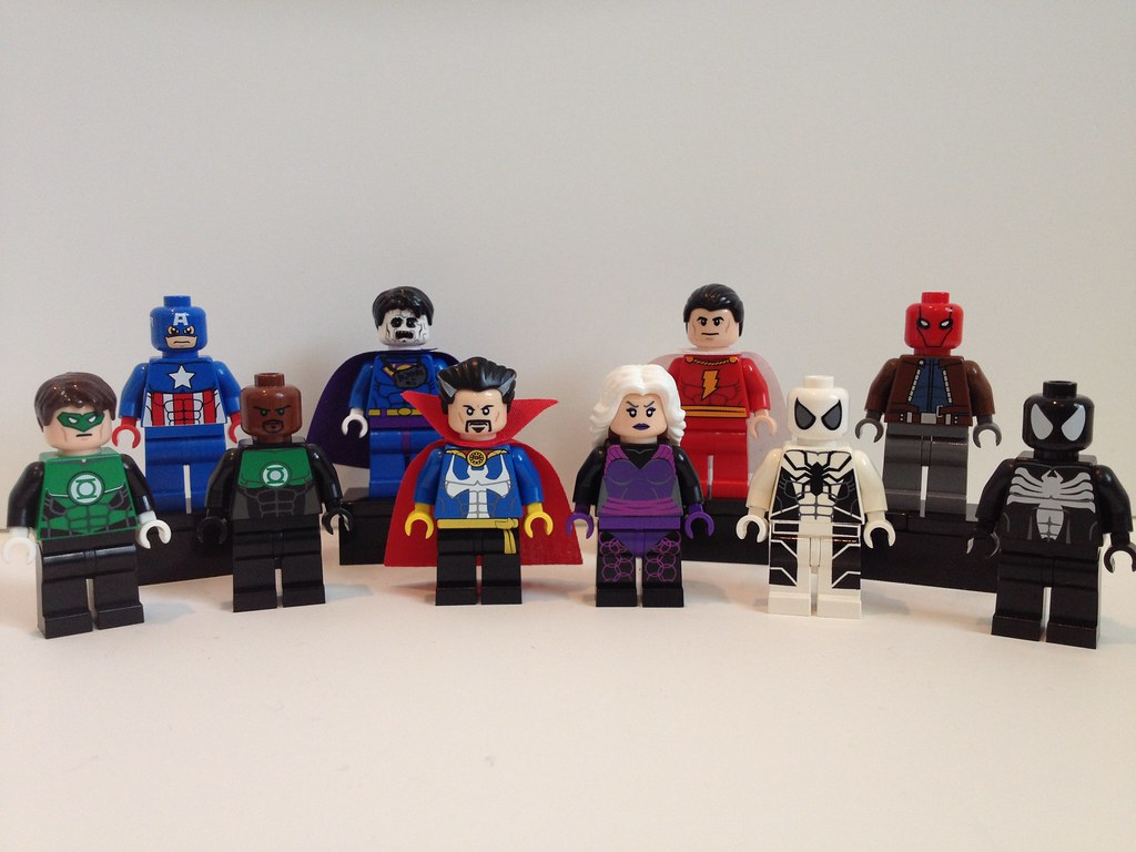 World Minifigures Collect Them All Minifigure Collection | by