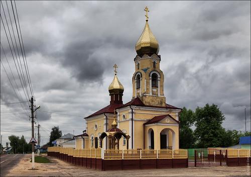 Мстиславль, Беларусь, церковь Тупичевской иконы Богоматери by Andrei Dmitriev