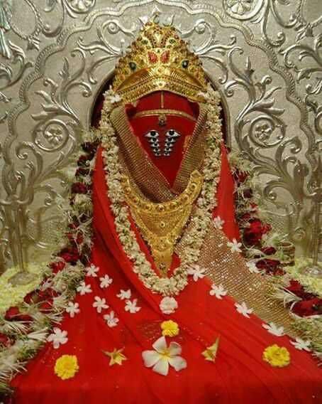 Ashapura Mataji | Ashapura mata temple in kutch of gujarat ...