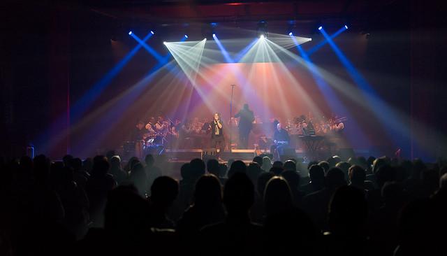 Célina Ramsauer & Le Constellation Brass Band