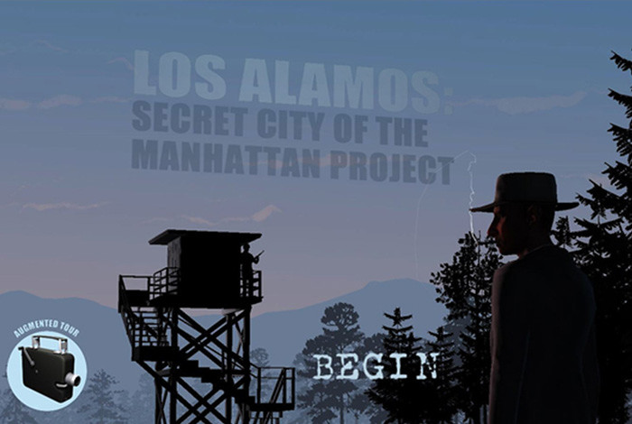 the application allows users from any location around the world to experience the environment in that pivotal time during World War II when a group of scientists came to Project Y, the wartime-era code name for Los Alamos, to develop a weapon unlike any other in human history—a weapon to harness the power of the atom.