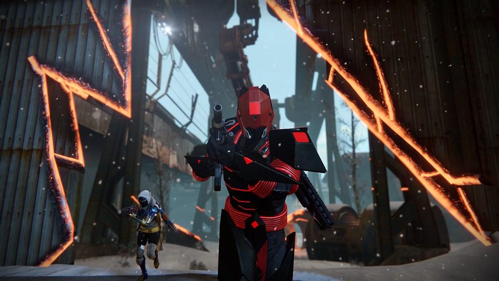 Destiny: Rise of Iron Reveal Trailer 4