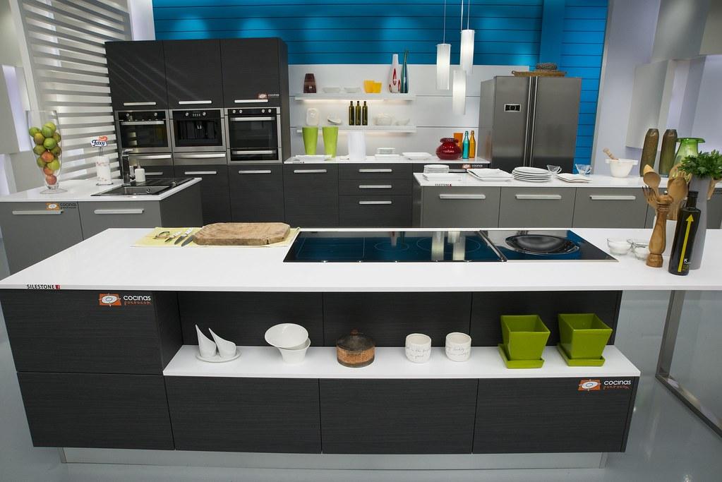 Segunda cocina montada por para el programa de for Programa para disenar cocinas facil