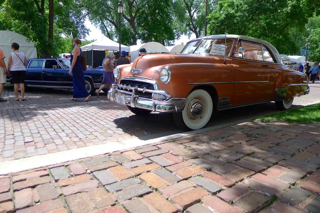 1952 chevrolet belair 2 door hardtop minneapolis stone for 1952 chevy two door hardtop