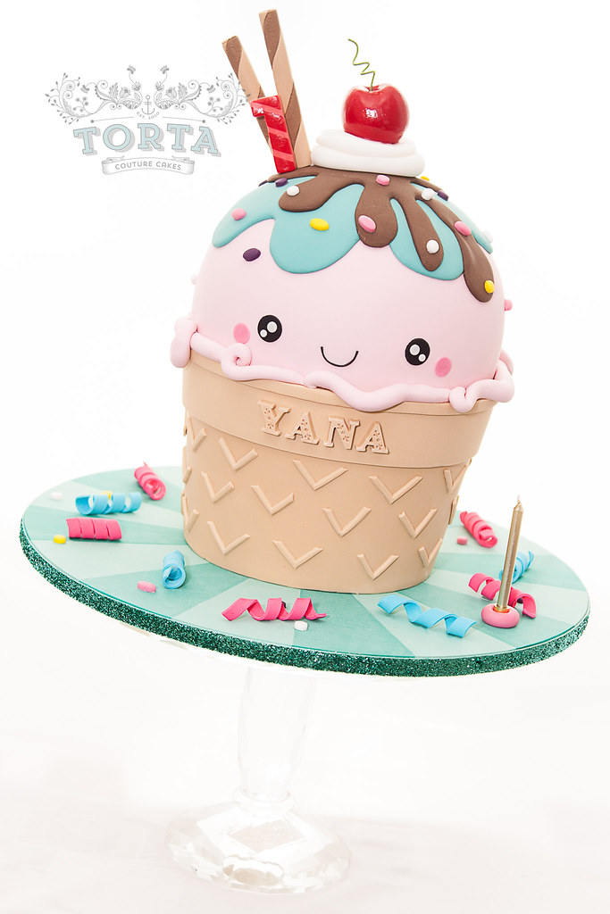 Ice Cream Cone Cake Pan