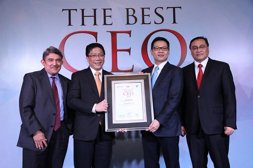 The Best CEO 2014