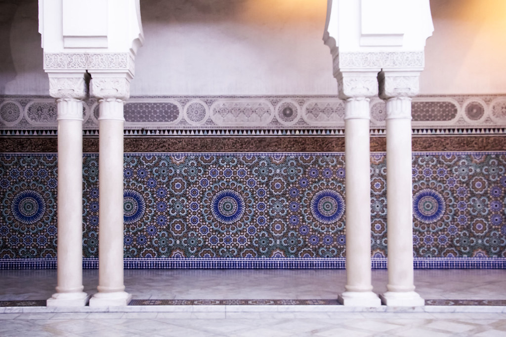 The Grand Mosquée de Paris, 24 hours in Paris guide