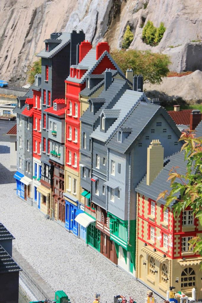 Lego Hotel Rooms