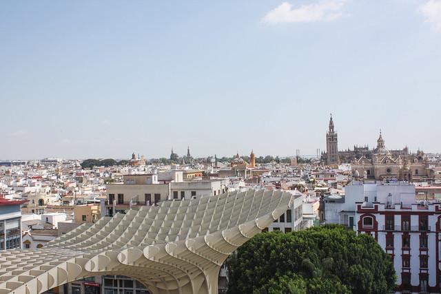 Metropol Parasol Sevilla