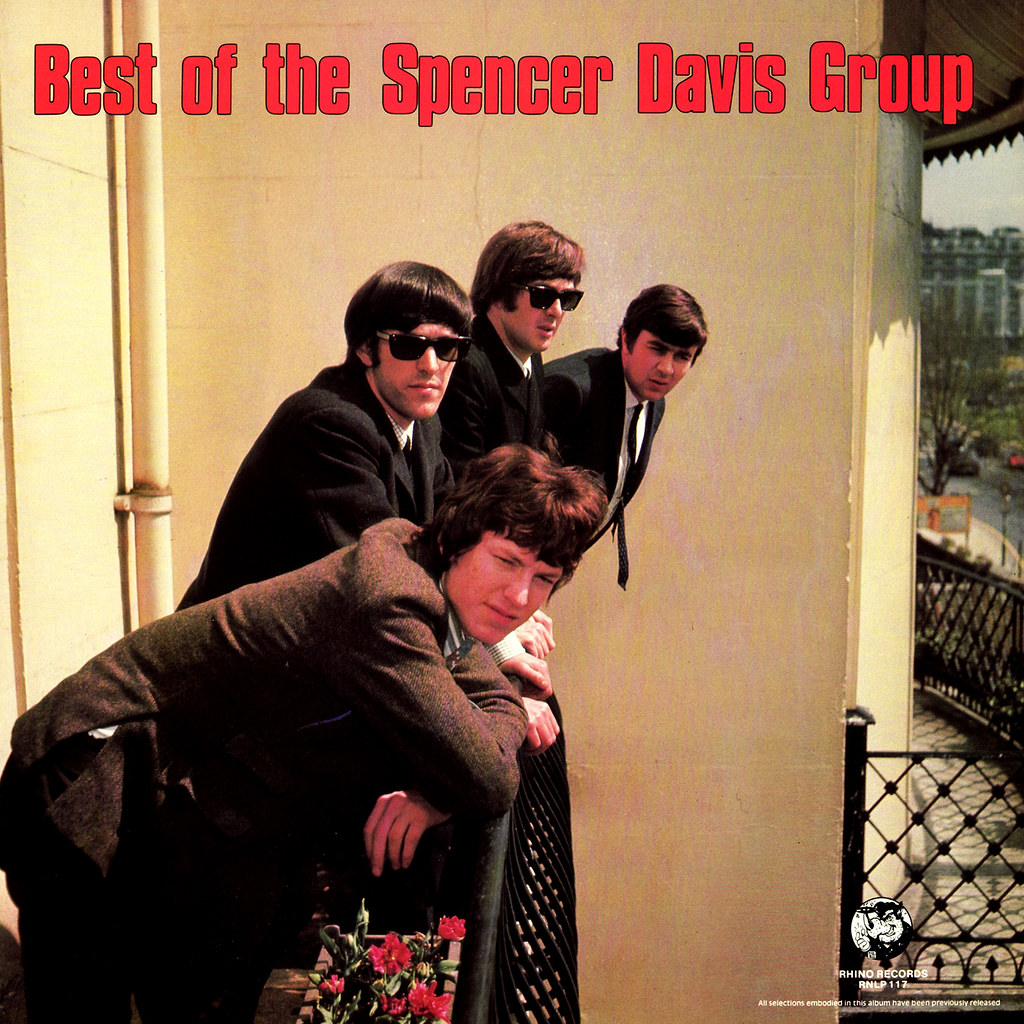 Spencer Davis Group - Best of the Spencer Davis Group