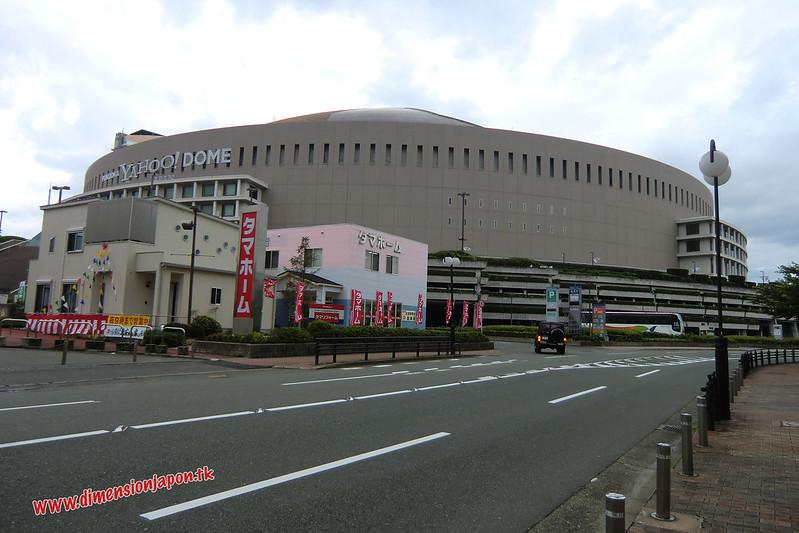 CIMG1274 Fukuoka Dome (Fukuoka) 14-07-2010