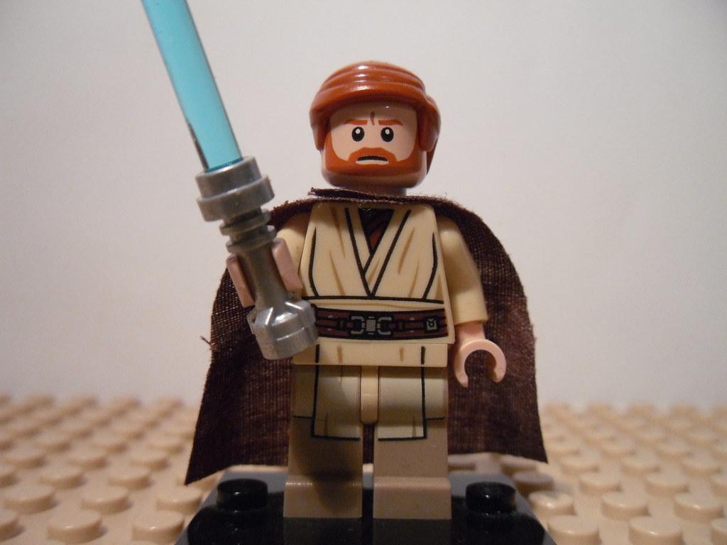 Lego OBI Wan Kenobi   eBay