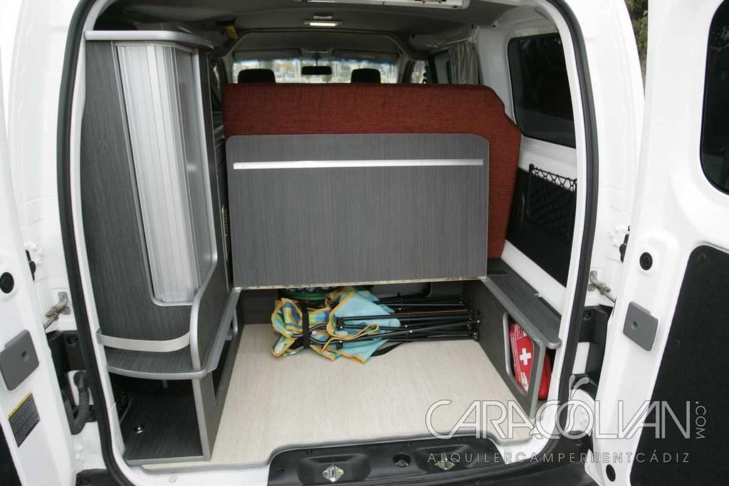 nissan nv200 camper 040 l nissan nv200 camper 1 5 dci. Black Bedroom Furniture Sets. Home Design Ideas