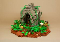Temple of Oxomoco by Wookieewarrior