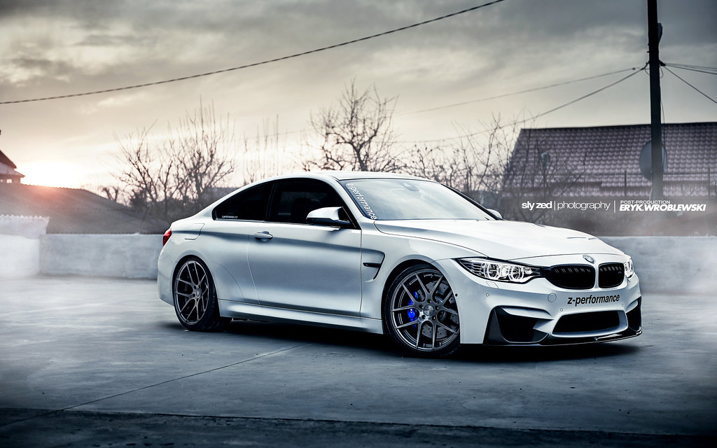 Z Performance Bmw M4 F82 Shot By Sly Zed Post