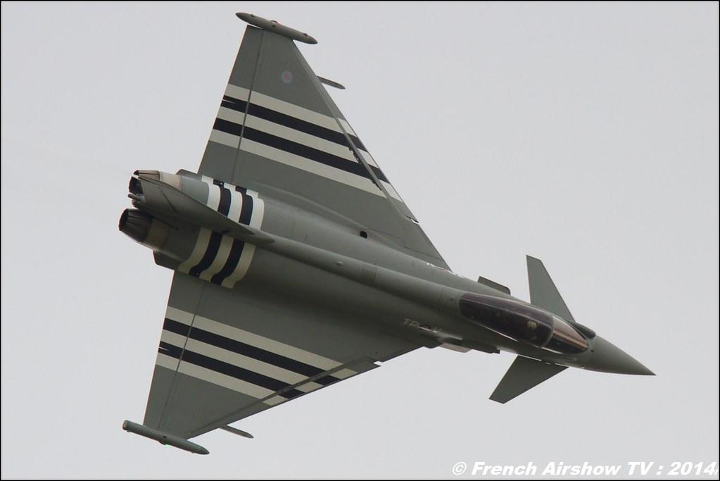 Eurofighter Typhoon FGR.4 - United Kingdom - Royal Air Force , RIAT , Fairford , Royal International Air Tattoo 2014 , Meeting Aerien Air Tattoo , Meeting Aerien 2016