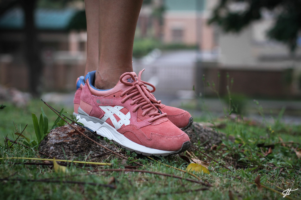 a5aeebd2781 Asics Gel Lyte V Rose Gold Ronnie Fieg ...