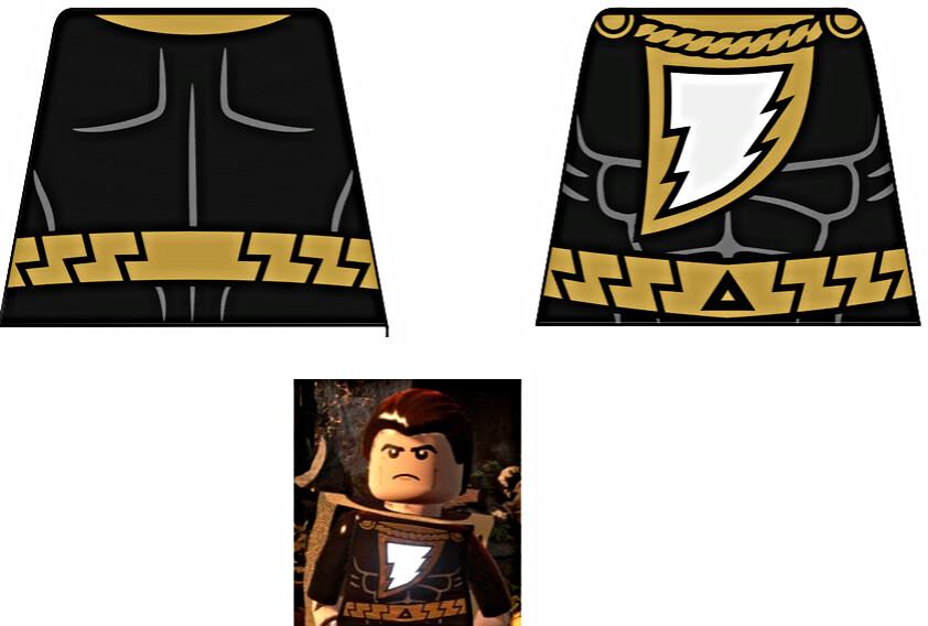 lego batman 2 black adam - photo #38