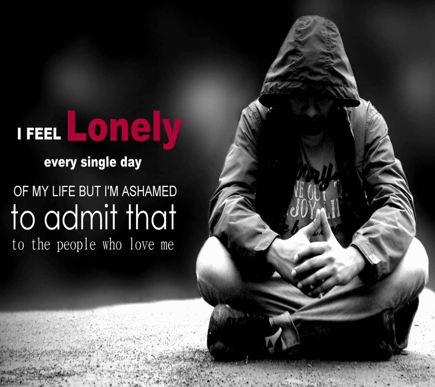 Sad Boy Alone Quotes: New Sad Hd Alone Boys Wallpaper