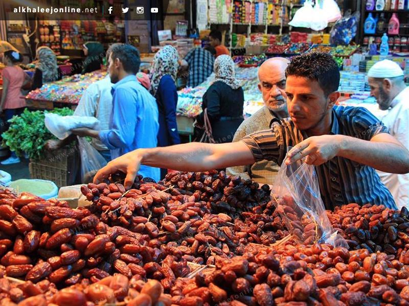 رمضان في غزة  (3)