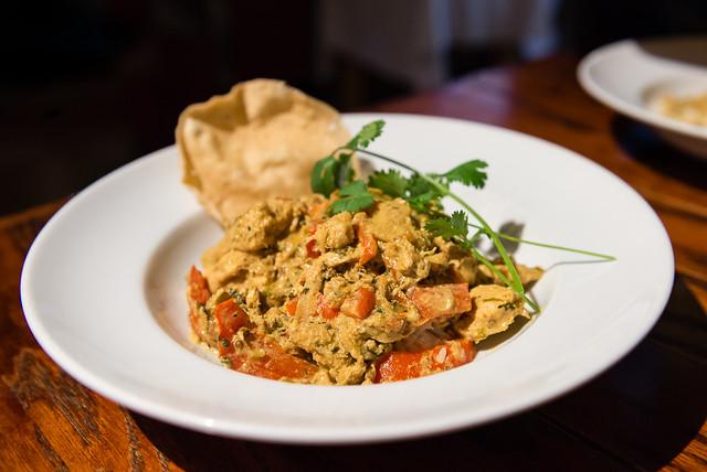Vape Malay Chicken Curry