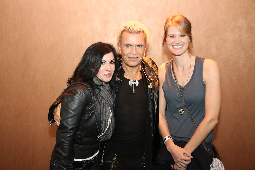 billy idol meet and greet vancouver