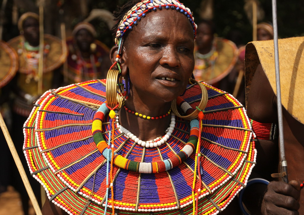 Image Gallery Tanzania Tribes