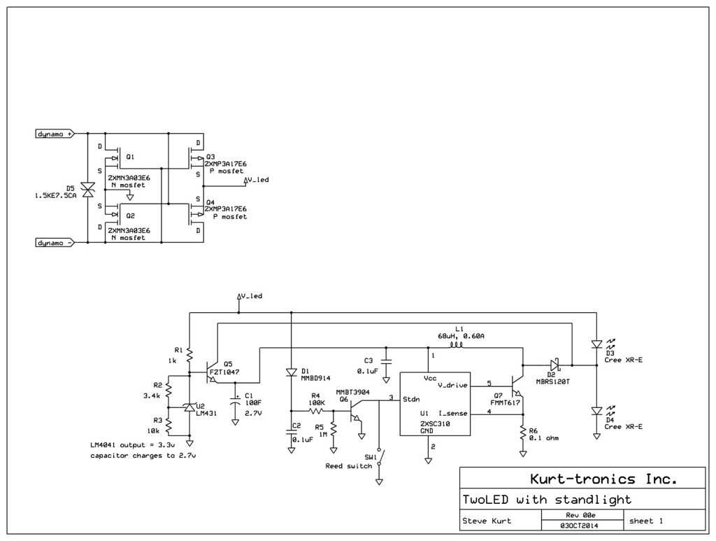 We Need A Circuit For Spice To Analyze Let39s Try One Of The Circuits