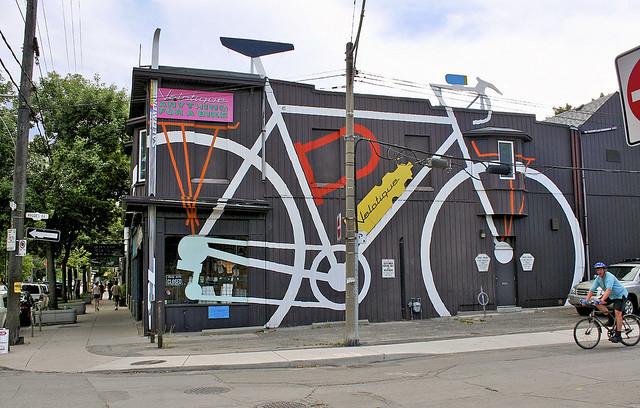 Bike shop toronto east