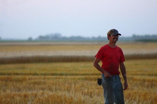 Farmer Brian.