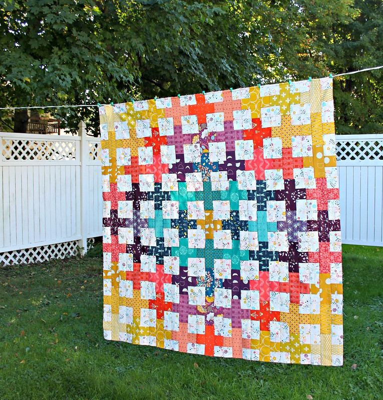 Fall Vibes Quilt 3