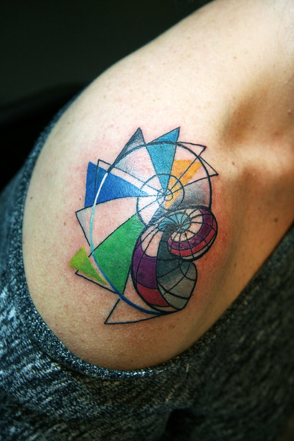 Golden Ratio Tattoo | Flickr - Photo Sharing!