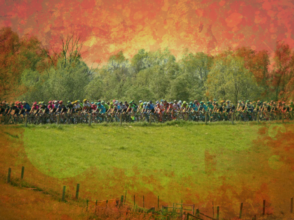 Wallpaper Giro Holland