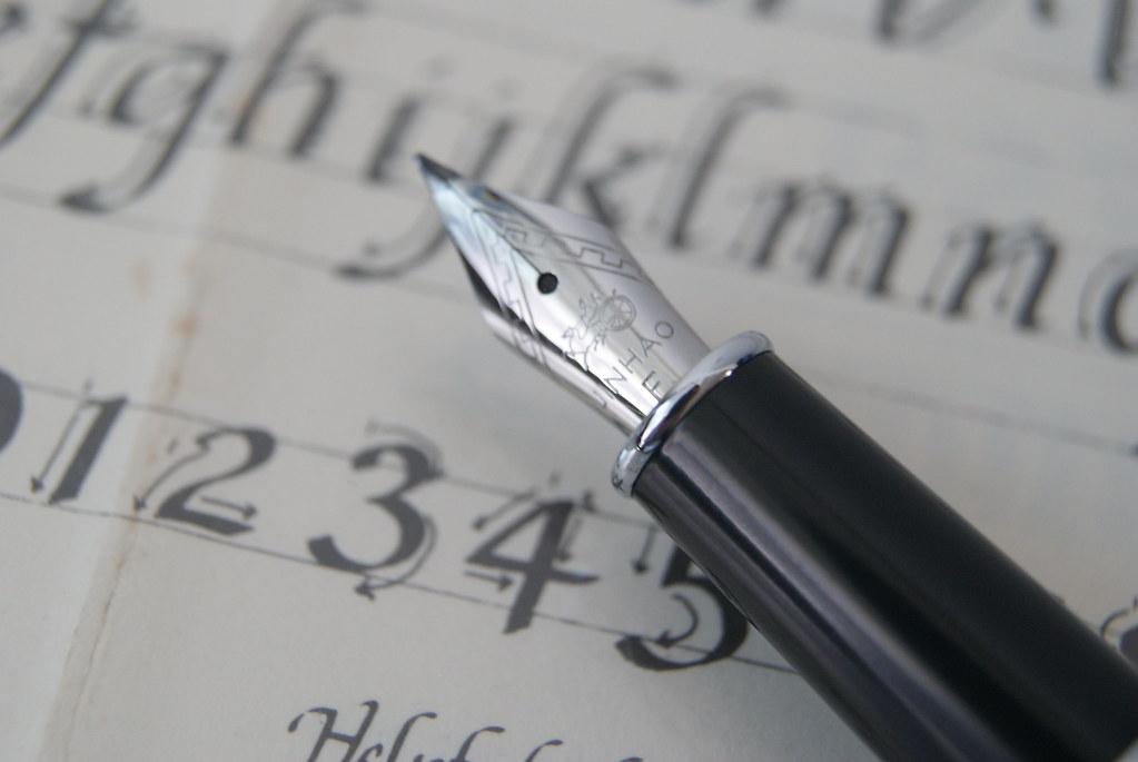 Fountain Pen Singapore Fp Writing The Cursive Italic