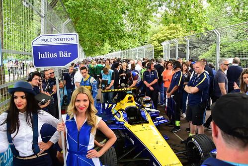 Sébastien Buemi, Renault e.Dams, FIA Formula E Championship, London 2016