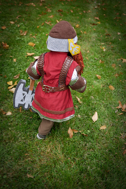 Gimli Toddler Costume