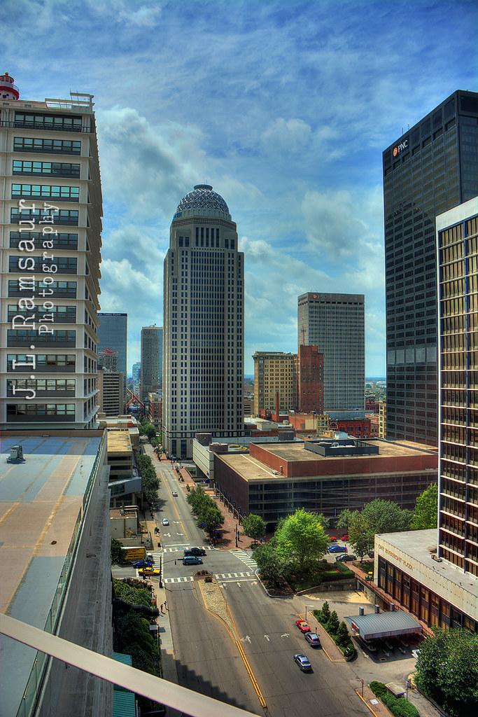 Downtown Louisville Ky Downtown Louisville Kentucky
