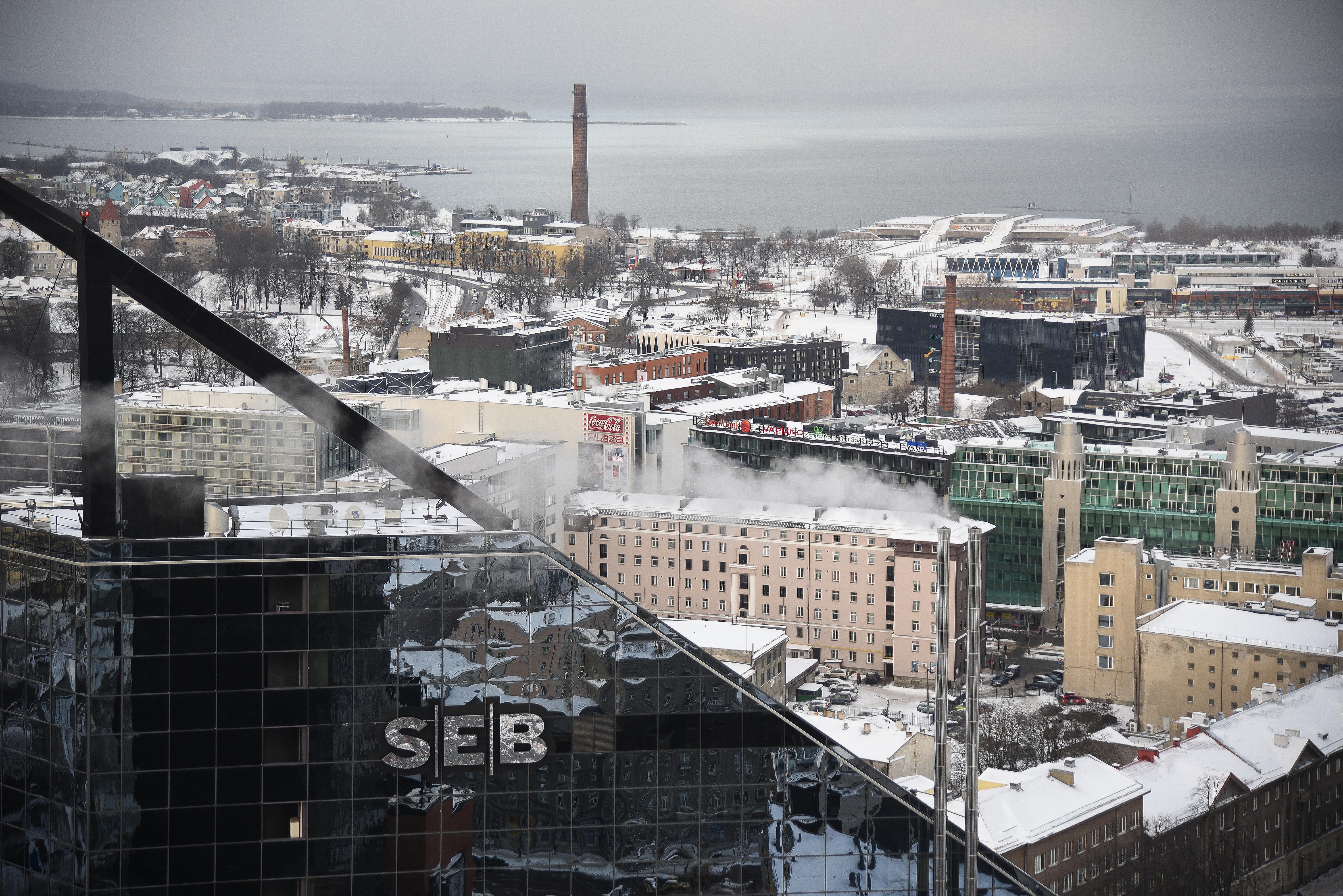 Tallinn, Dec 2014-Jan 2015