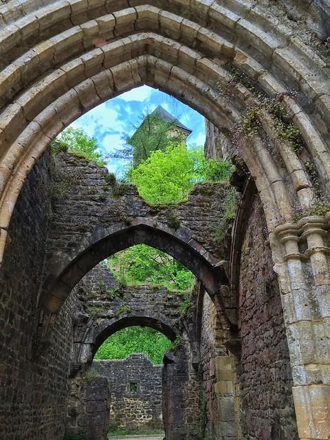 Abadía de Orval (Valonia, Bélgica)