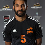 Bikramjit (Vicky) Parhar, WolfPack Men's Soccer